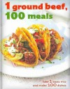 1 Ground Beef, 100 Meals - Linda Doeser