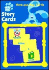 Blue's Clues Story Cards (Think and Play Cards) - Landoll Inc., Jennifer Twomey Perello, D. Reber