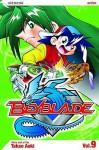 Beyblade, Vol. 9 - Takao Aoki