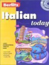 Berlitz Italian Today: A Lively Conversational Course in Italian (Berlitz Today) - Berlitz Publishing Company