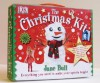 The Christmas Kit [With Project BookWith Sticker SheetsWith CardsWith Glitter, Cookie Cutter, Color & Tissue PaperWit - Jane Bull