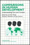 Comparisons in Human Development: Understanding Time and Context - Jonathan Tudge