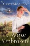 Vow Unbroken - Caryl McAdoo
