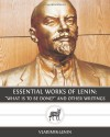 """Essential Works of Lenin: """"What Is To Be Done?"""" and Other Writings - Vladimir Lenin"""