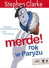 Merde! Rok w Paryżu - audiobook - Stephen Clarke