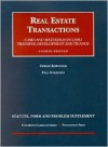 Real Estate Transactions: Statutes, Forms and Problems Supplement - Paul Goldstein, Gerald Korngold