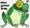 One Green Frog - Yvonne Hooker, Carlo Alberto Michelini