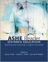 Distance Education: Teaching and Learning in Higher Education - Beverly L. Bower, Lenoar Foster