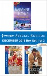 Harlequin Special Edition December 2016 Box Set 1 of 2: The Holiday GiftThe More Mavericks, the Merrier!The Cowboy's Christmas Lullaby - RaeAnne Thayne, Brenda Harlen, Stella Bagwell