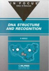Dna Structure And Recognition - Stephen Neidle