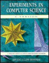 Experiments In Computer Science C Version - J. Glenn Brookshear