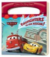 Firefighters to the Rescue! (Disney/Pixar Cars) (a Golden Go-Along Book) - Frank Berrios, Walt Disney Company