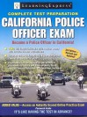 California Police Officer Exam - Learning Express LLC