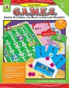 Basic Math G.A.M.E.S., Grade 3: Games, Activities, and More to Educate Students - Lynette Pyne