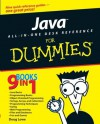 Java All-In-One Desk Reference For Dummies (For Dummies (Computers)) - Doug Lowe