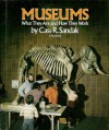 Museums: What They Are and How They Work - Cass R. Sandak