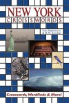 New York Crosswords: Crosswords, Wordfinds and More - Dale Ratermann, H.W. Kondras