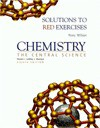 Chemistry: The Central Science : Solutions to Red Exercises - Theodore L. Brown, Bruce Edward Bursten, Eugene H. Lemay