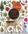Eyelike Christmas: 400 Reusable Stickers Inspired by Nature - Play Bac