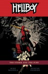 Hellboy, Vol. 12: The Storm and the Fury - Mike Mignola, Duncan Fegredo
