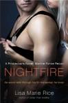 Nightfire (Protectors #3) - Lisa Marie Rice