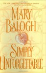 Simply Unforgettable (Simply Quartet #1) - Mary Balogh