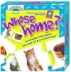 Whose Home? Sorting & Matching Photo Puzzle - Vincent Douglas
