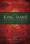 King James Study Bible: Second Edition - Thomas Nelson Publishers