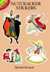 Nutcracker Stickers - Sheilah Beckett