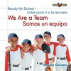 We Are a Team/Somos Un Equipo - Sharon Gordon