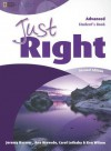 Just Right British English Advanced Student Book - Jeremy Harmer