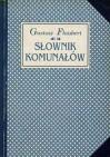 Słownik komunałów - Gustave Flaubert