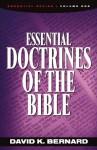 Essential Doctrines of the Bible - David K. Bernard