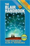 Blair Handbook with E-Book & 2003 MLA Update - Toby Fulwiler, Alan R. Hayakawa