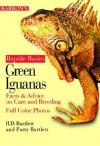 Green Iguanas - Richard Bartlett, Patricia P. Bartlett