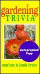 Gardening Trivia - Hank Bruce