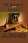 Treasures of Her Heart by Gail Gaymer Martin (2015-03-21) - Gail Gaymer Martin