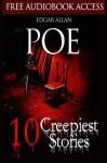 Edgar Allan Poe: 10 Creepiest Stories: 14 (Fiction Classics) - Edgar Allan Poe, Magnolia Books