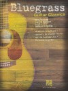 Bluegrass Guitar Classics: 22 Carter-Style Solos - Songbook, Hal Leonard Publishing Corporation