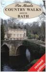 Country Walks Around Bath - Tim Mowl