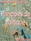 Principes de Politique - Benjamin Constant