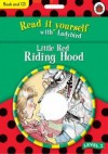 Little Red Riding Hood: Book And CD (Read It Yourself) - David Parkins