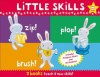 Little Skills: Zip! Plop! Brush! Box Set - Tanya Napier, Airlie Anderson