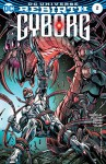 Cyborg (2016-) #2 - John Semper Jr., Guy Major, Will Conrad, Ivan Nunes, Tony Kordos, Scott Hanna, Tom Palmer, Paul Pelletier