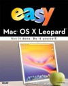 Easy Mac OS X Leopard. Kate Binder - Kate Binder