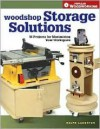 Woodshop Storage Solutions - Ralph Laughton, Laughton