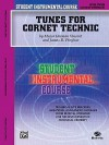 Student Instrumental Course Tunes for Cornet Technic: Level III - Herman Vincent, James D. Ployhar