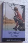 American Humor - Michael Nolan