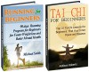 Tai Chi & Running For Beginners Box Set: Top 10 Tai Chi Lessons and 90 days Running Program to Find Inner Peace and Improve Your Mental Health (Tai Chi ... For Beginners books, fitness for beginners) - Addison Roberts, Michael Smith