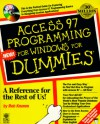 Access 97 Programming for Windows for Dummies - Rob Krumm